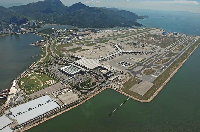 مطار «شيب لاب كوك» في هونغ كونغ - 28.3 مليار دولار