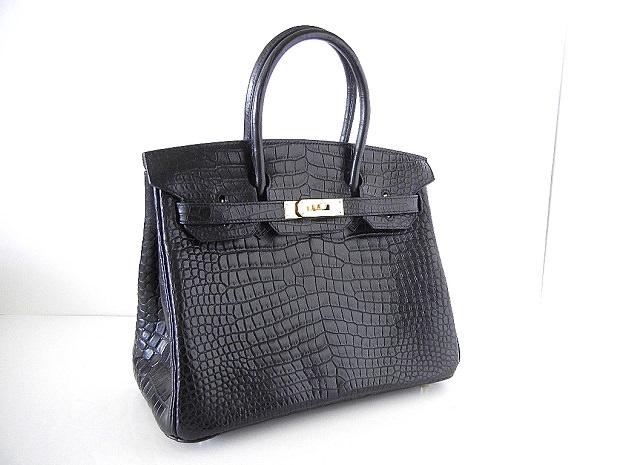 حقيبة Matte Crocodile Birkin لـ Hermes بـ 120 ألف دولار