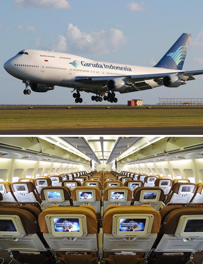 طيران جارودا إندونيسيا
