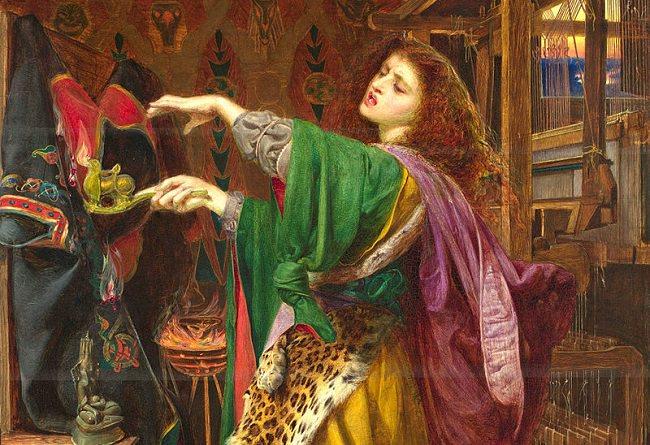 مورغان لو فاي - محاولات إسقاط الملك آرثر