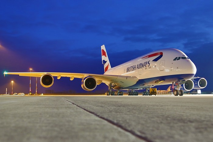 الخطوط الجوية البريطانية - British Airways