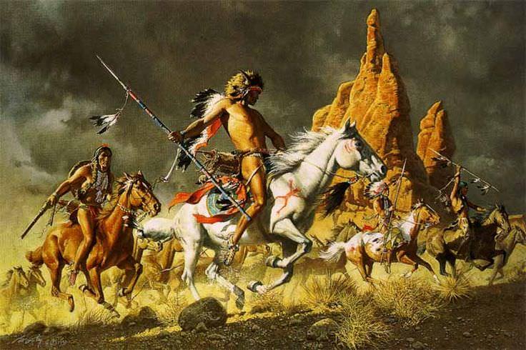 قبائل الأباش وفن القتال بالسكين