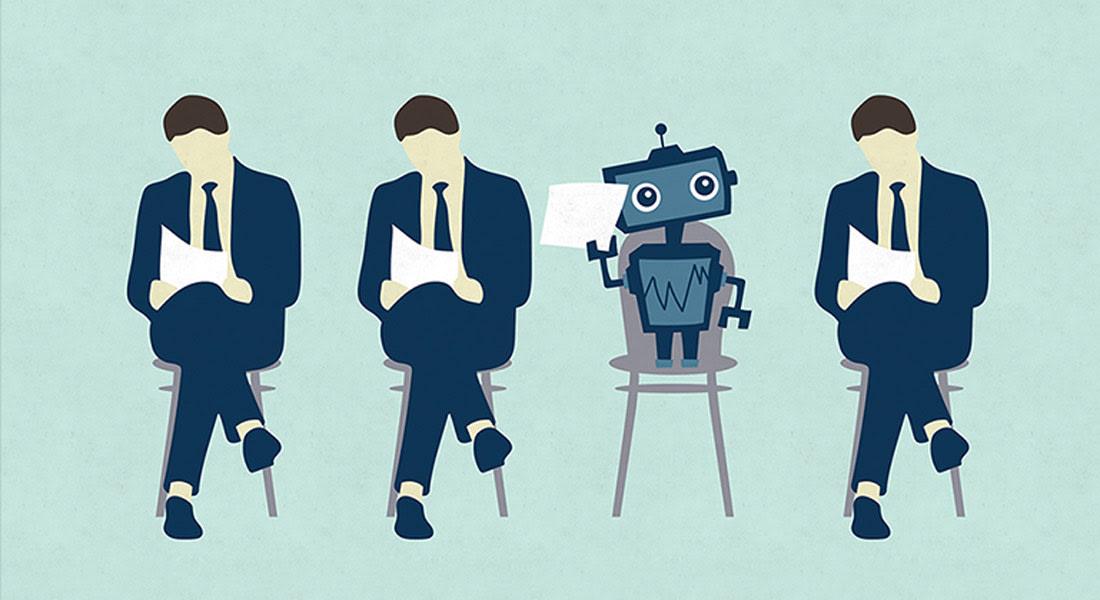 استيلاء الآلات على وظائفنا