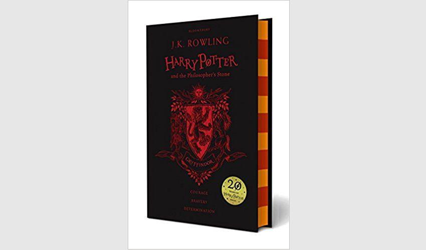 هاري بوتر وحجر الفيلسوف - 120 مليون نسخة