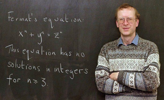 أندرو وايلز - معدل ذكاء 170