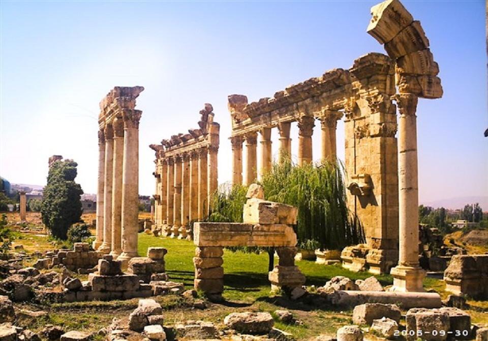 قلعة بعلبك - لبنان
