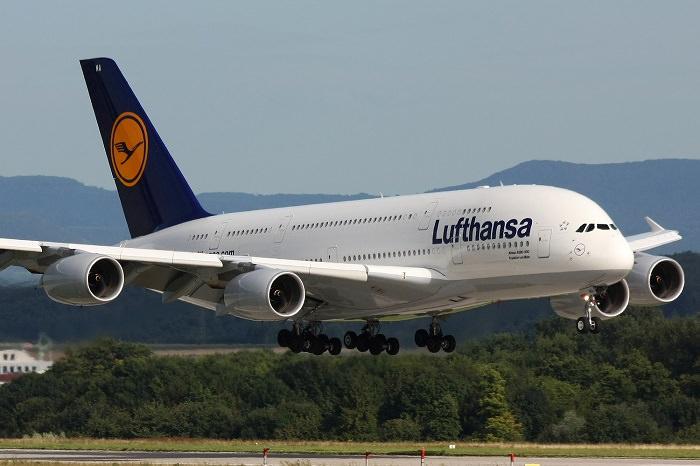 شركة لوفتانزا الألمانية - Lufthansa