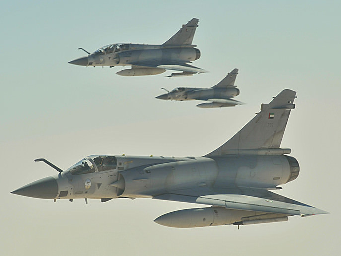 جيش الإمارات العربية المتحدة - المركز 50 عالمياً