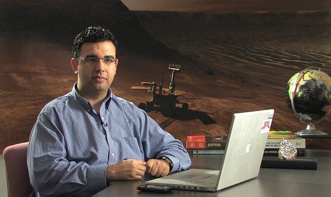 عصام حجي - مدرب رواد الفضاء