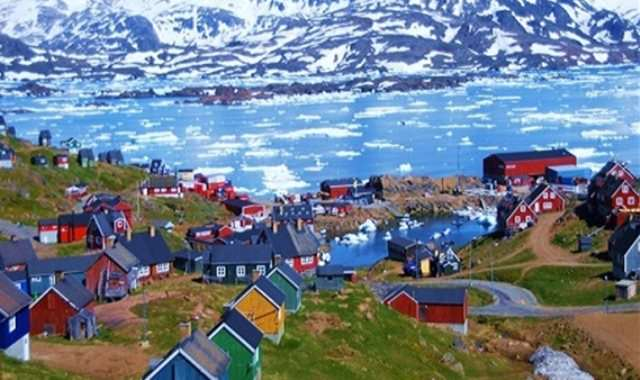 جرينلاند (الدنمارك)