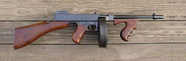 رشاش طومسون M1921