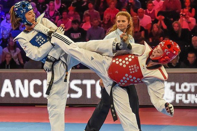 التايكوندو - Taekwondo