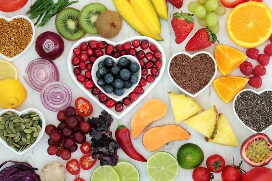 المحافظة على عادات الطعام الصحية