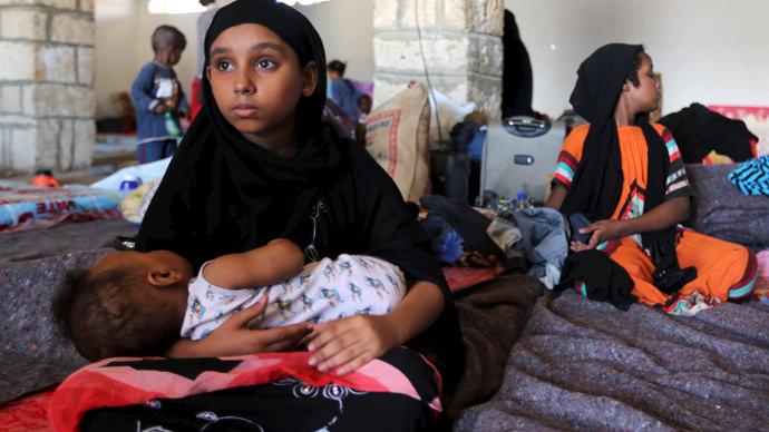 اليمن - 110 ألف شخص