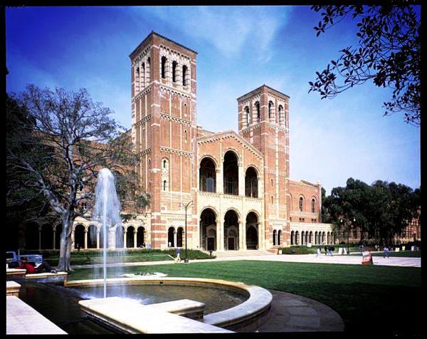 جامعة كاليفورنيا في الولايات المتحدة الأمريكية