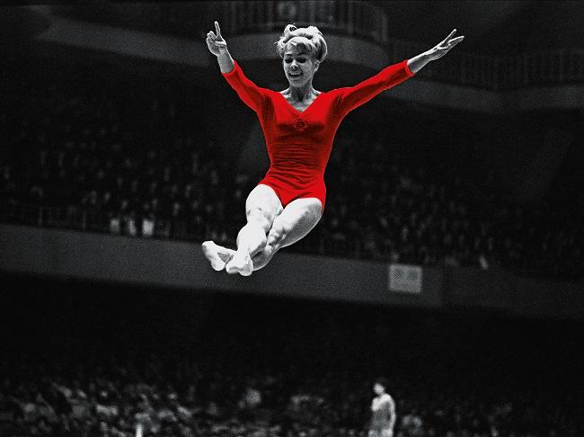 لاريسا لاتينينا - 18 ميدالية