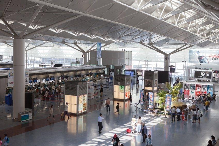 مطار وسط اليابان الدولي