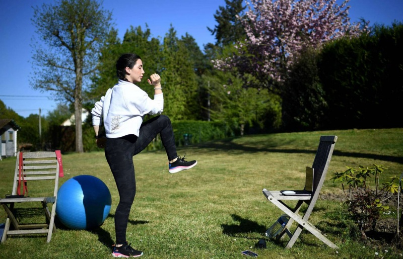 إضافة عنصر الحركة و الرياضة في نظامك اليومي