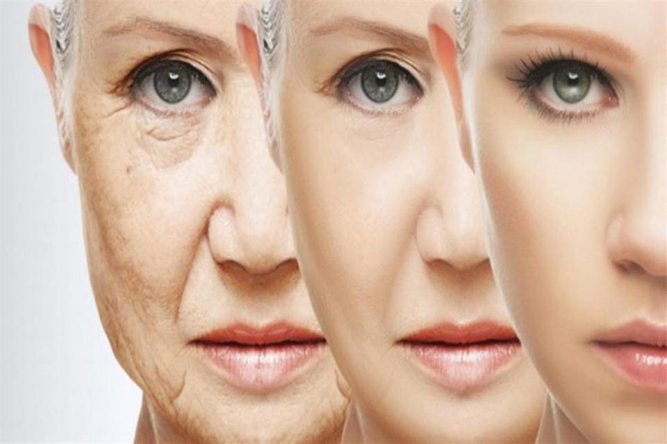 ماسك لإزالة علامات الشيخوخة