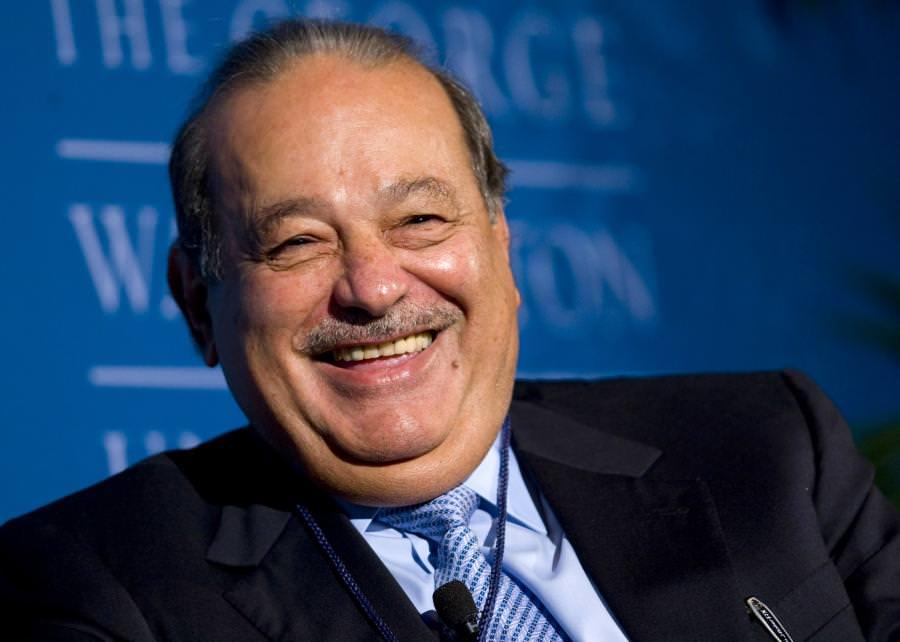 كارلوس سليم حلو وعائلته - 77.1 مليار دولار