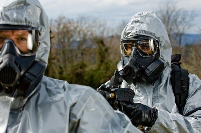 الحرب البيولوجية