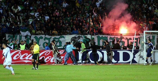 مباراة الأهلى والمصرى سنة 2012 - مقتل 74 شخصاً