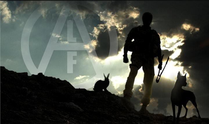 جبهة تحرير الحيوانات - Animal Liberation Front