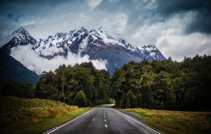 طريق ميلفورد - نيوزيلاندا