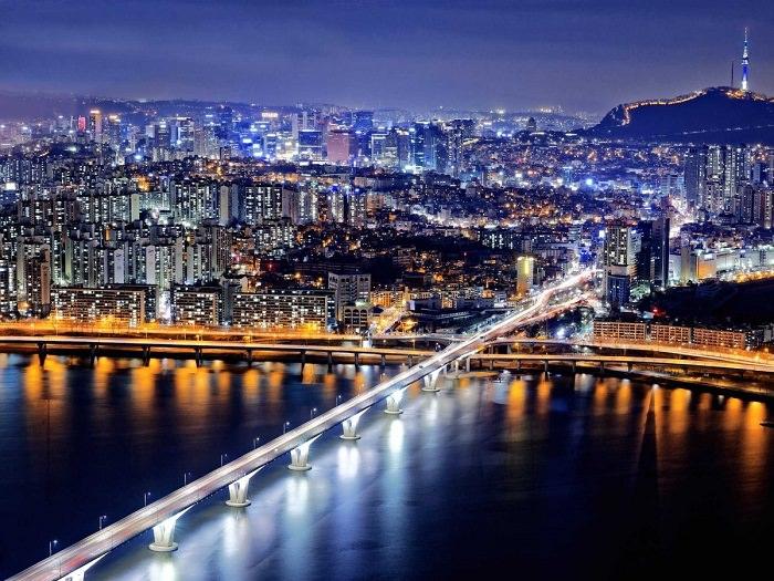 سيول، كوريا الجنوبية - 10.35 مليون سائح