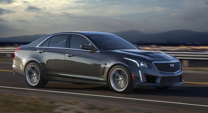 كاديلاك سي تي اس في 2016 Cadillac CTS-V