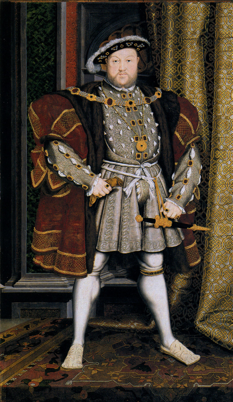 هنري الثامن