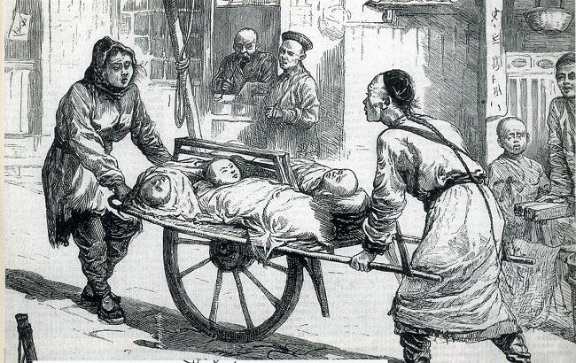 مجاعة الصين الكبرى سنة 1958-1961