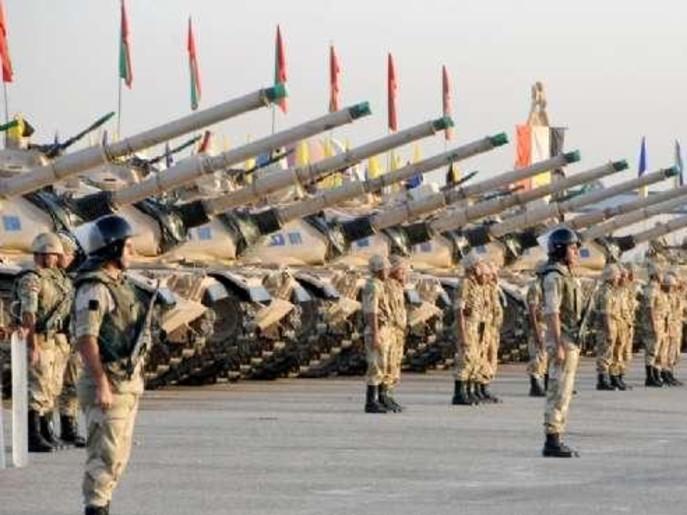 الجيش المصري - المركز 18 عالمياً