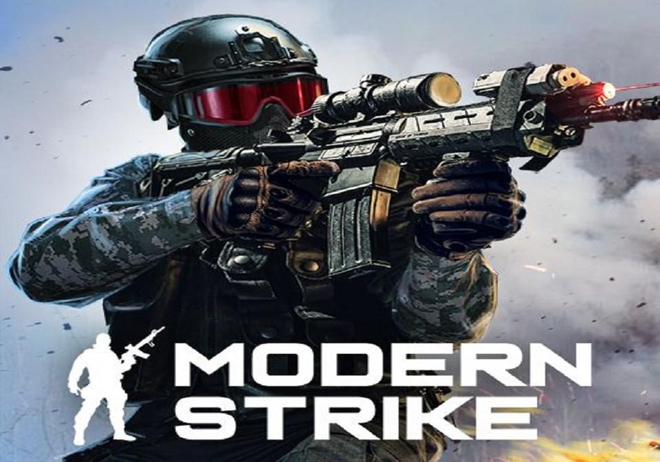 لعبة  Modern Strike