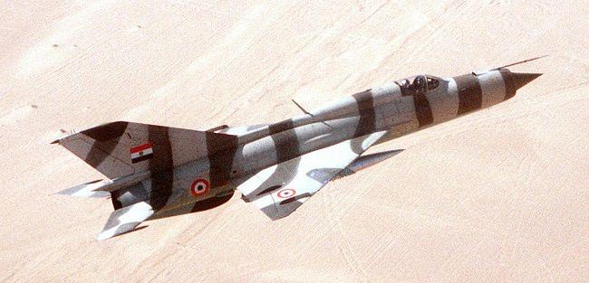 معركة المنصورة الجوية - حرب أكتوبر سنة 1973