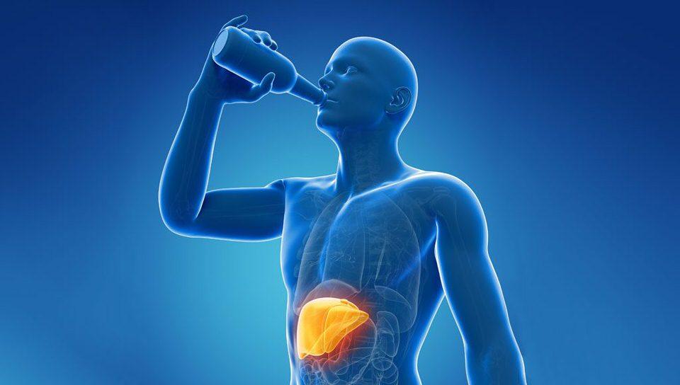 تأثير الكحول على الجهاز الهضمي
