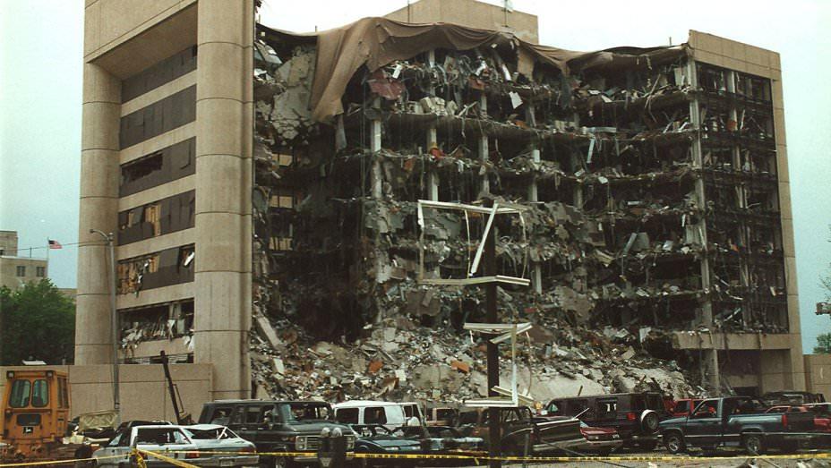 تفجير أوكلاهوما 1995: