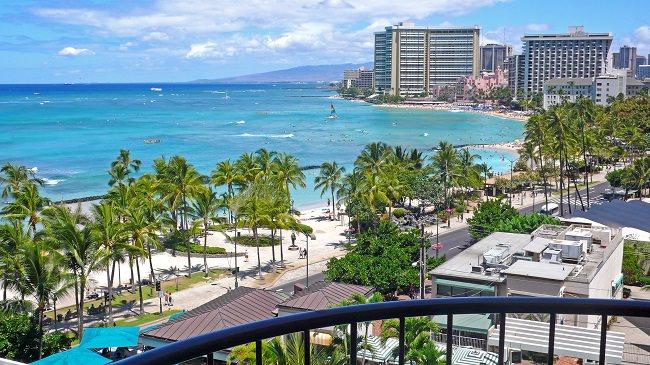 مدينة هونولولو - هاواي