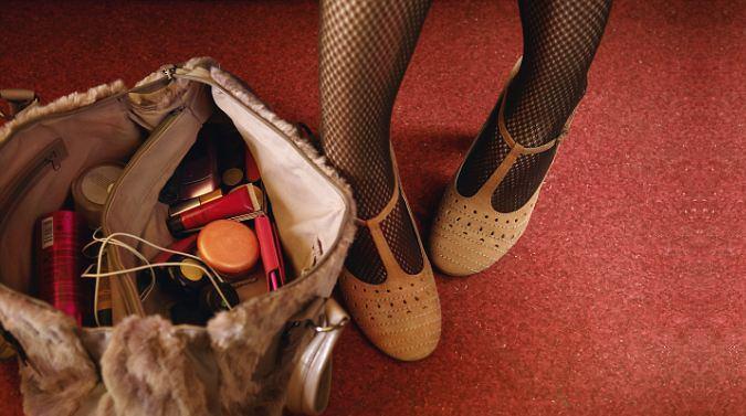 الحقيبة الممتلئة