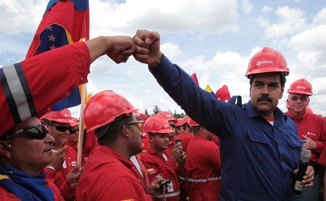 فنزويلا - احتياطي النفط المؤكد 297.7 مليار برميل