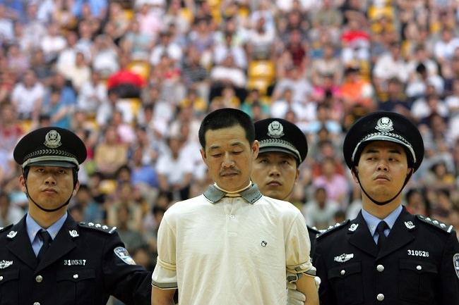الصين - أكثر من 1،000 عملية إعدام