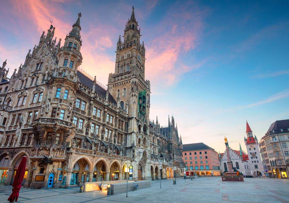 مدينة ميونخ ، ألمانيا