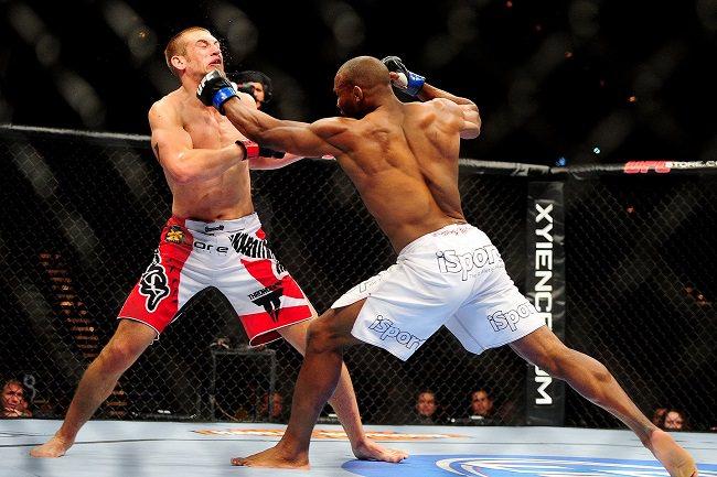 فنون القتال المختلطة - Mixed Martial Arts