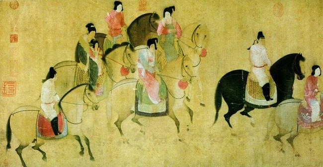 سلالة تانغ الصينية