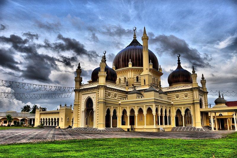 مسجد زاهر (ولاية كيدا - ماليزيا)