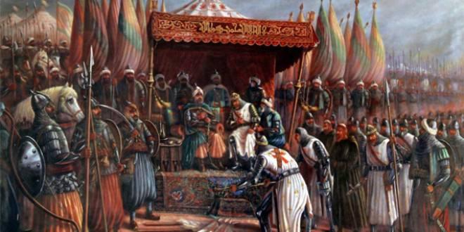 معركة حطين - 2.5:1