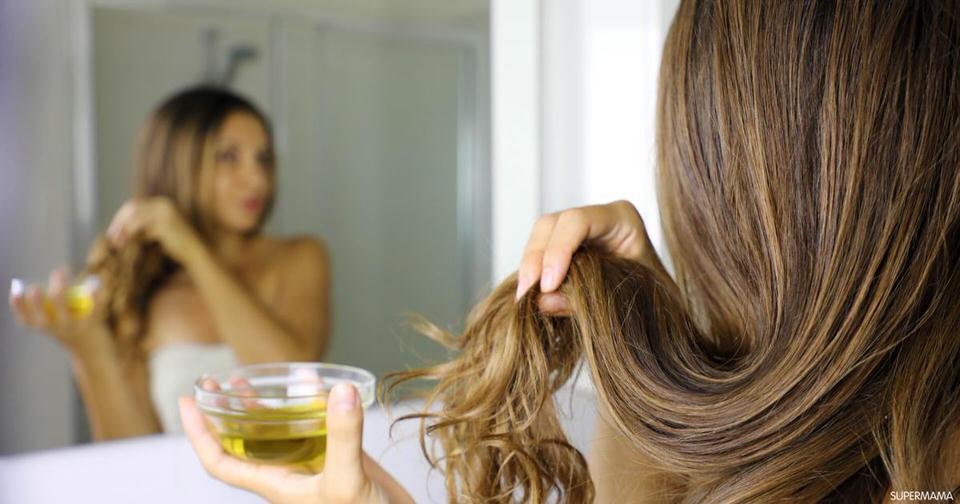 المساهمة في الحفاظ على صحة الشعر