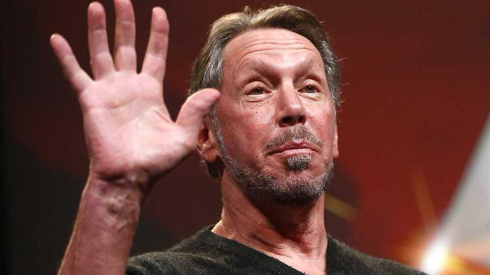 لاري إليسون Larry Ellison