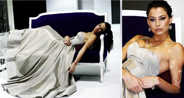 فستان «دناشة» الفاخر - 1.5 مليون دولار