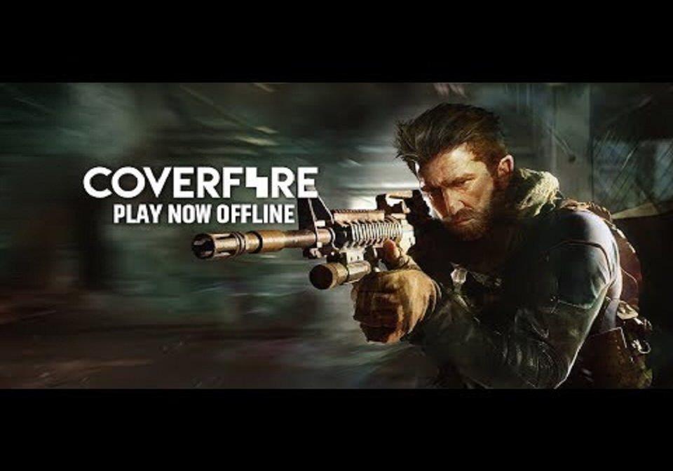 لعبة Cover Fire